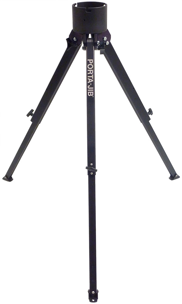 Marvelous ... Our New Lightweight Tripod (LWT) Provides Sturdy, Portable And  Economical Support For The Standard Porta Jib.