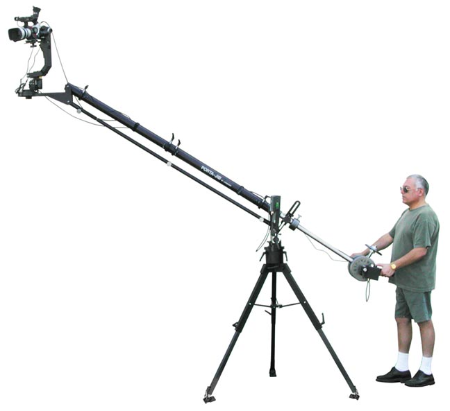 Camera boom